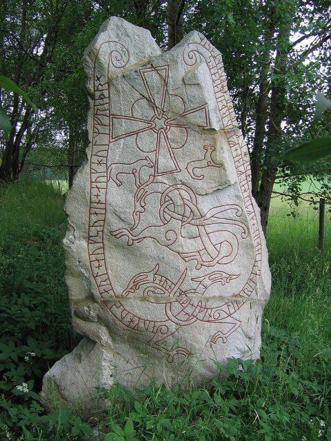 'Very rare' Viking runestone found in Sweden