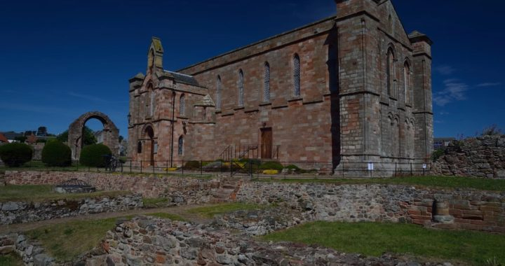 Archaeologists Have Discovered Monastery Of A Scottish Princess From The 7th Century
