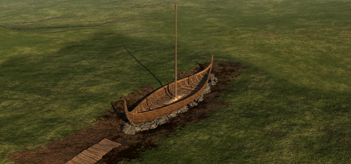 'Historic Day': Viking Ship Found In Norway's Oslofjord Region