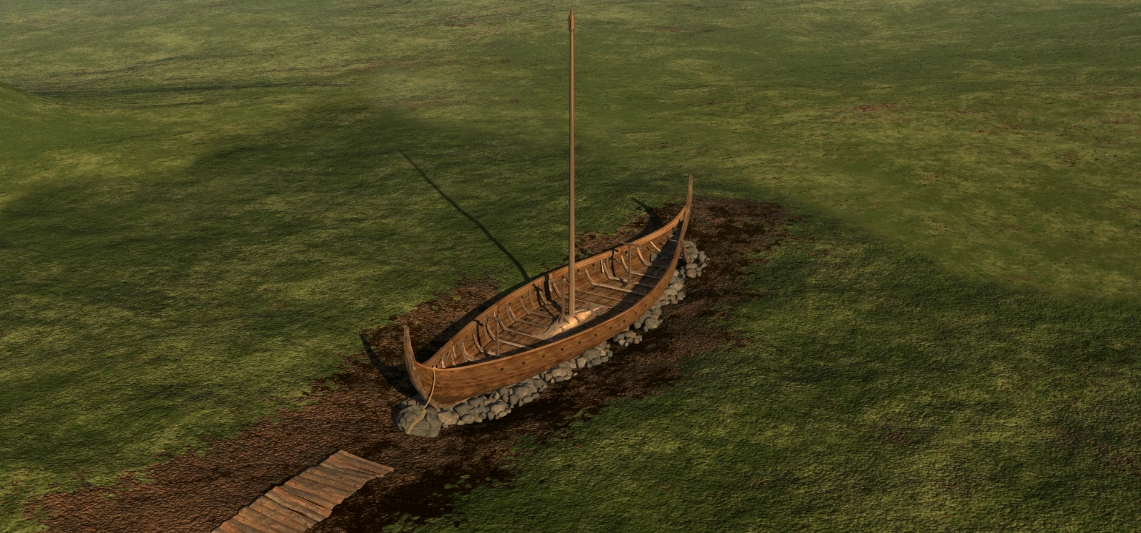 'Historic Day': Viking Ship Found In Norway's Oslofjord Region