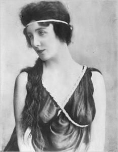 Audrey Munson in 1922.
