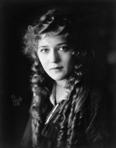 Mary Pickford, American-Canadian film actress