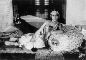 Seeta (or Sita) Devi (1912–1983), born Renee Smith, was one of the early stars of silent films in the Indian film industry.
