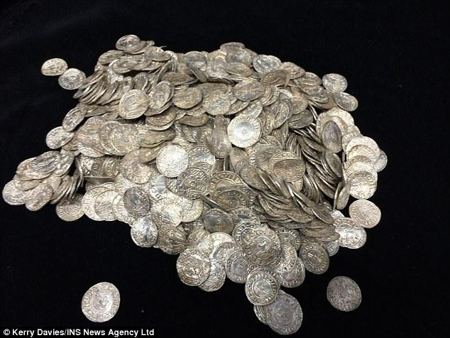 Hoard of 5000 Anglo Saxon coins worth over $1.5 million discovered by metal detectorists