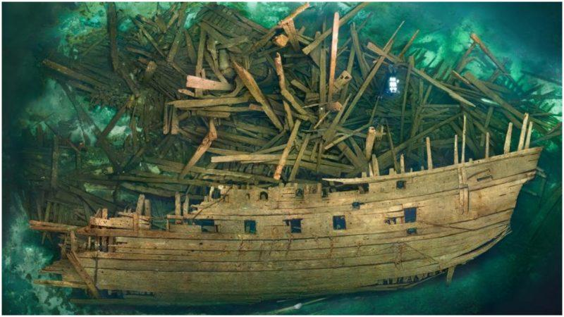 Explorers and marine archeologists have previously located 16th - century galleons and warships on the bottom of the sea. But for several reasons, the discovery of the 97-foot - long Swedish galleon Mars has made people especially excited.