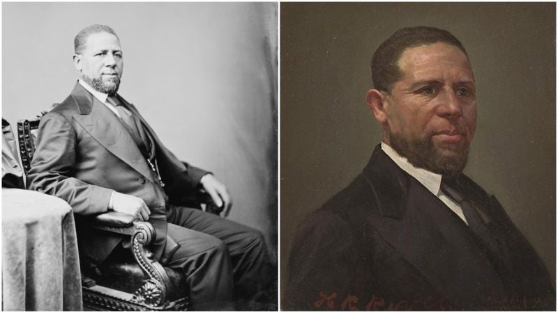 Hiram R. Revels, first African-American in U.S. Congress, helped start Independence church