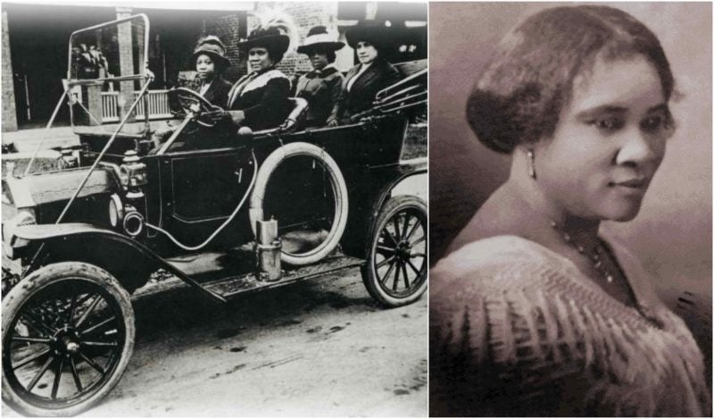 Madam C.J. Walker: America's First Female Self-Made Millionaire