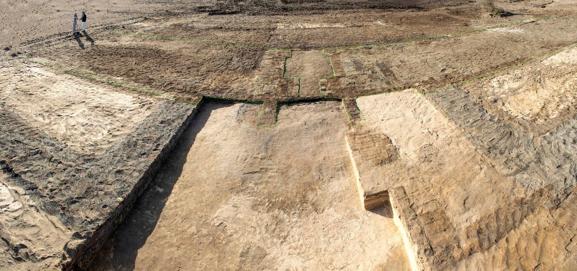 26th-Dynasty Military Castle Discovered in Egypt