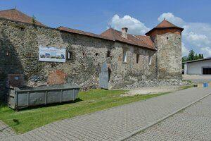 Research at Markušovce castle
