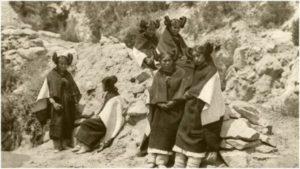 Hopi girls