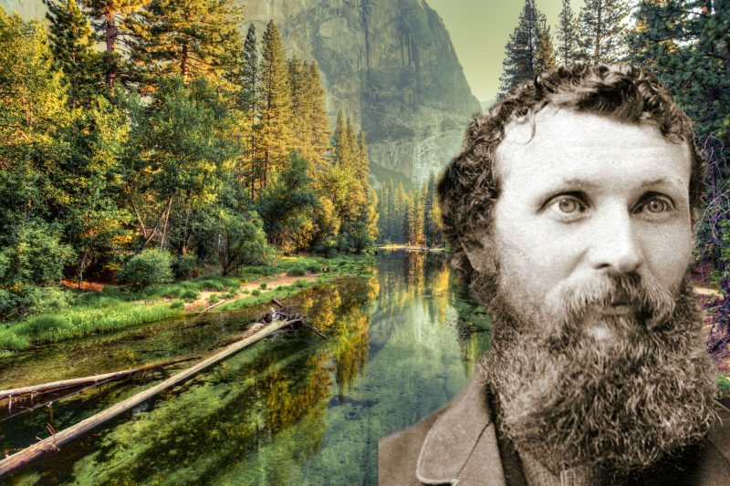 The 1000-Mile Hike That Shaped the United States National Park Service