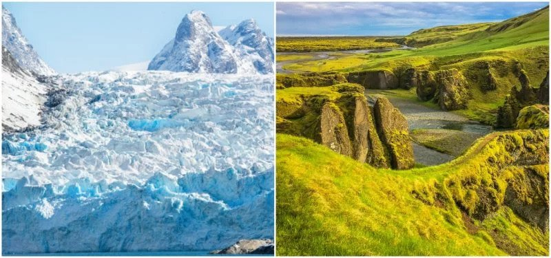 How Iceland And Greenland Ended Up With Such Messed Up Names