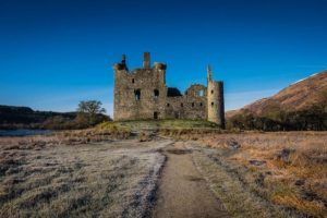 Aside from its rich history, there are some ghost stories related to Kilchurn Castle.