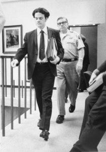 Serial killer Herbert W. Mullin.