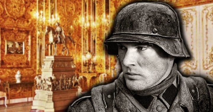 HITLER'S LOOT Treasure hunters find hatch to 'secret bunker containing Nazi's long lost £250m Amber Room haul'