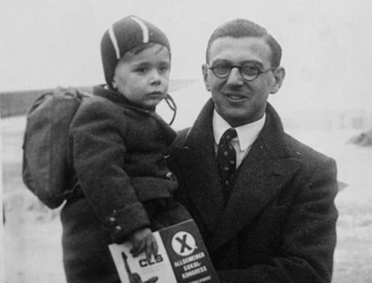 Man Who Saved 669 Children During the Holocaust