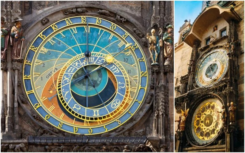 This astronomical clock is six centuries old and still ticks in Prague