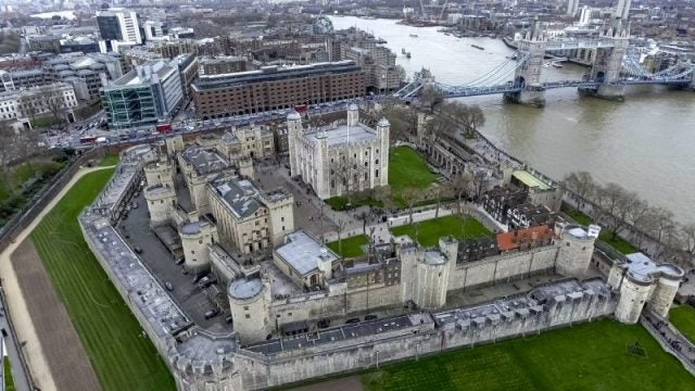 The Horrible History of The Tower of London