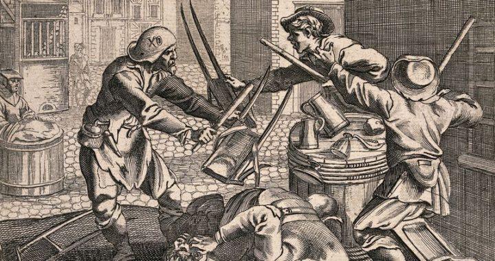 Medieval Graveyards Unearth London's Violent Past