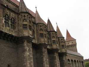 During the 17th century, new additions were made tot he castle, for aesthetic and military purposes.