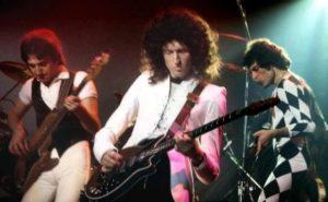 Queen in New Haven, Connecticut in November 1977