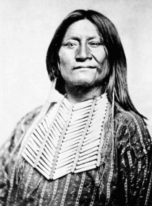 Esadowa (or Isadowa) was chief of the Wichita village adjacent to the Comanche camp attacked by Van Dorn in 1858. In 1861, Esadowa led his people north to Kansas, then in 1865 brought them back to Indian Territory.