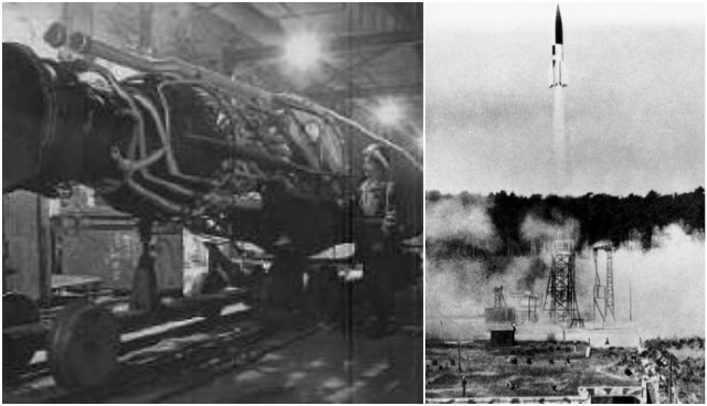 Inside Adolf Hitler's secret underground tunnels 'where Nazis tested new weapons in the final days of World War II'