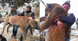 Corbin Simmons had put down a false location of where the mountain lion was killed after registering his kill with the gaming office.