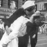 George Mendonsa, The Kissing Sailor in famous photograph, dies at 95