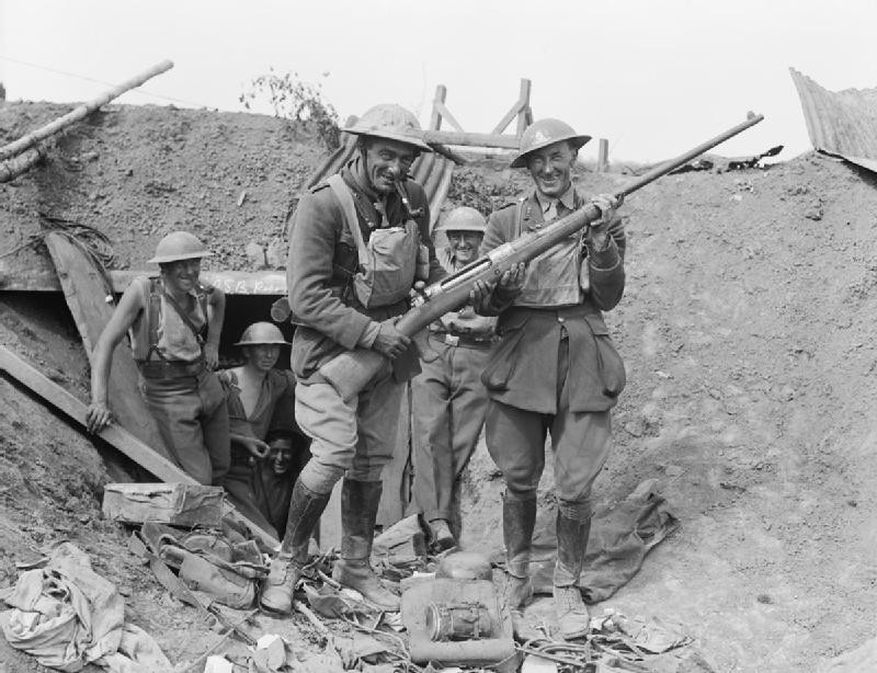 Weapons that were First Used During World War I
