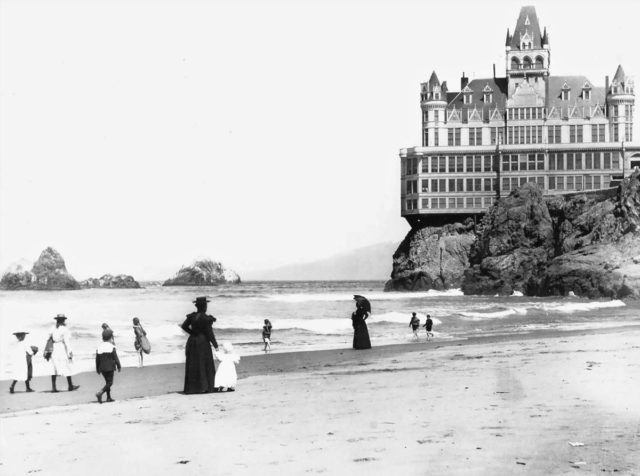 The long & peculiar history of the Cliff House in San Francisco