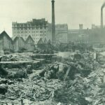 """Suddenly there was a deafening roar"": 102 years on from London's biggest explosion"