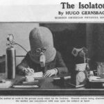 The Isolator, A Bizarre Helmet Invented in 1925 Used to Help Increase Focus and Concentration