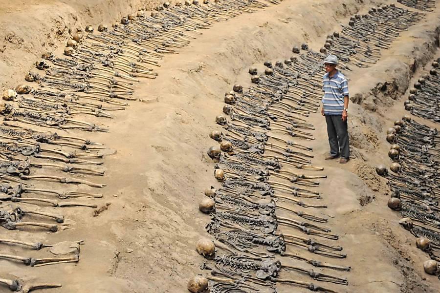 Horrific Japanese Crimes in WWII That History Forgot