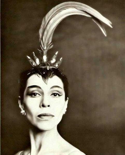 Maria Tallchief: The Small-Town Native American Who Became America's First Prima Ballerina