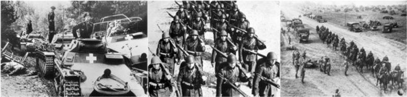 World War II: The Battle of Wizna – Around 800 Polish soldiers held off 42,000 Nazi soldiers for three days