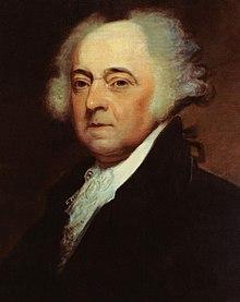 President John Quincy Adams, whose government helped arrange Sori's release.