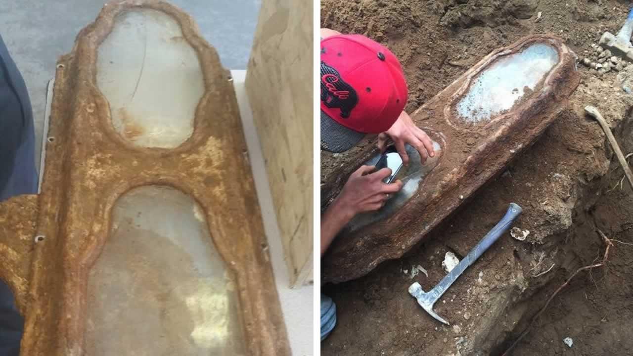 Century-Old Little Girl Found In Coffin Under San Francisco Home Identified