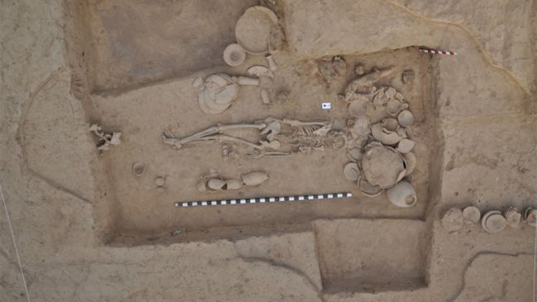 Genetic Study Suggests South Asians Today Descend from Indus Valley Civilization