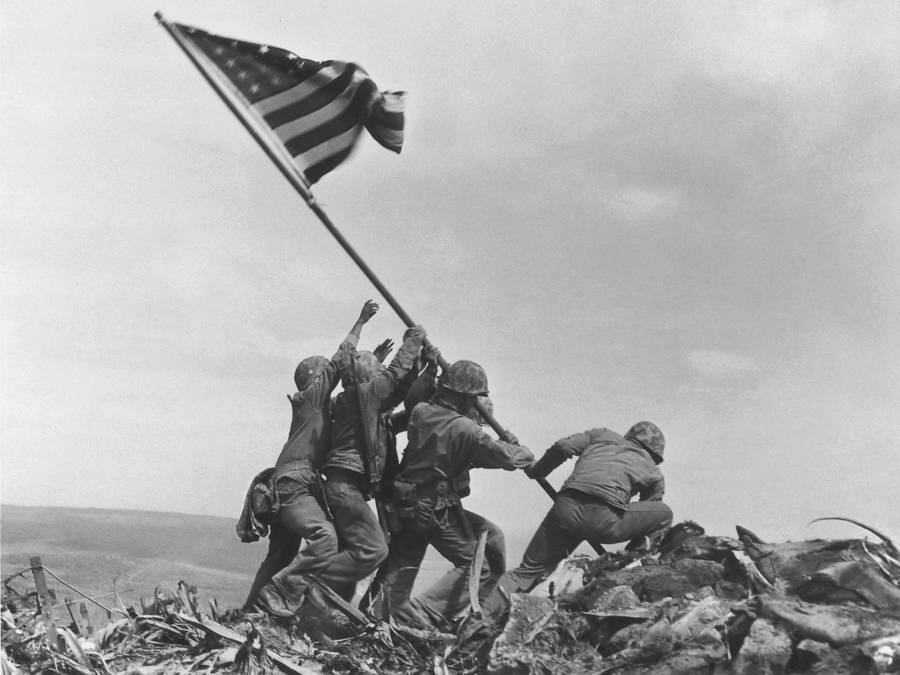 Ira Hayes: What happened to the Native American who helped raise the flag on Iwo Jima