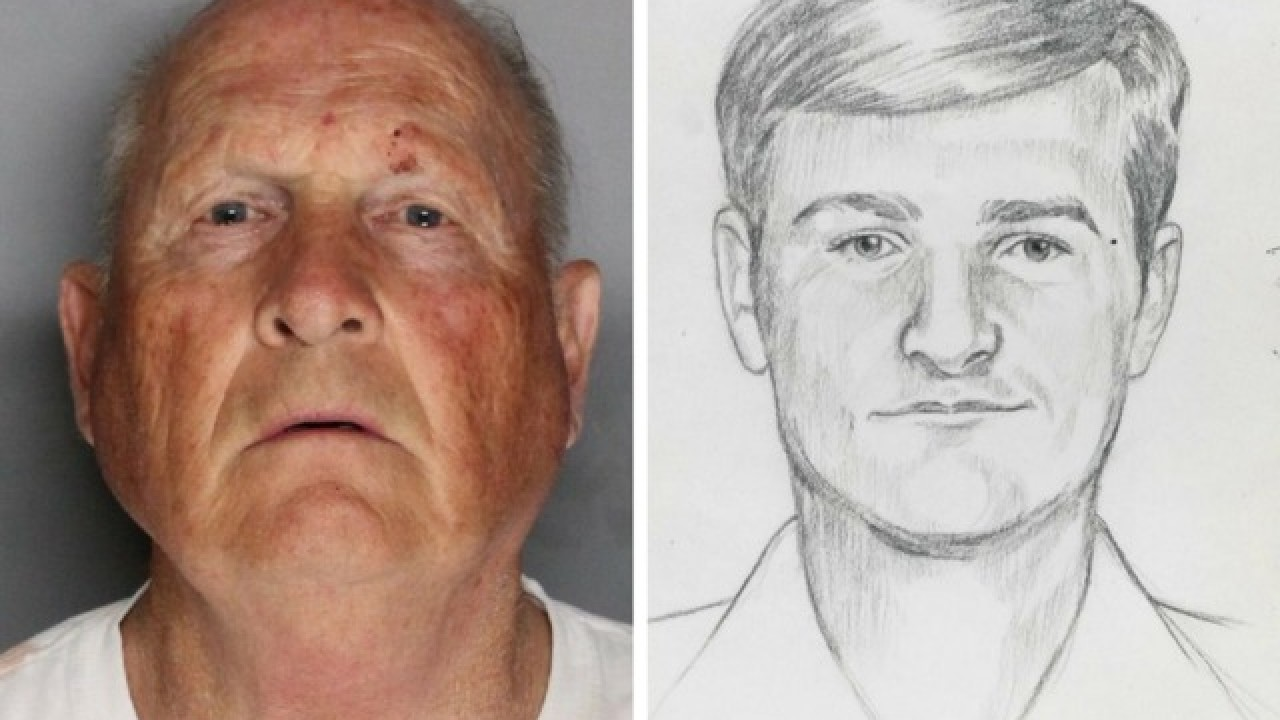 California prosecutors to seek the death penalty in 'Golden State Killer' case