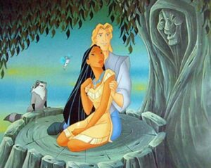 Disney produced a romanticized and inaccurate portrayal of the life of Pocahontas.