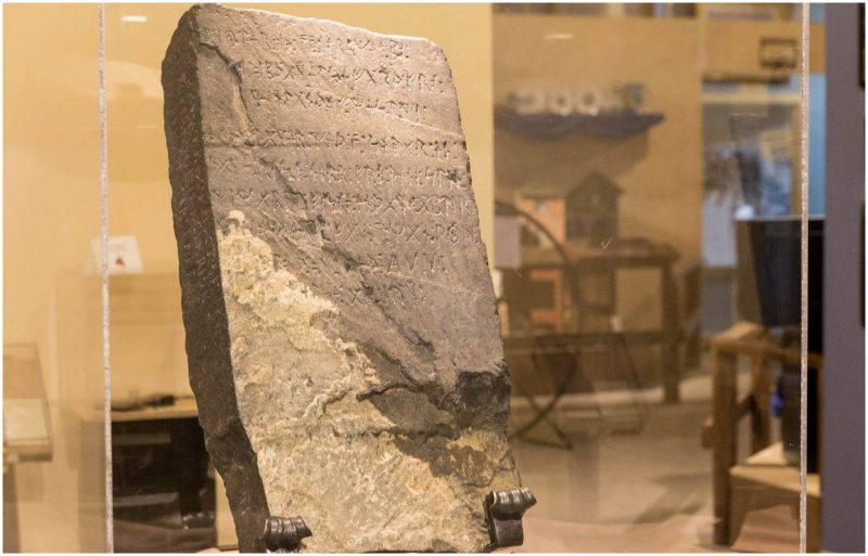 Kensington Runestone - Vikings In Minnesota Unexplained Mysteries