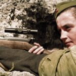 WW II Lady Death: Lyudmila Pavlichenko, the Greatest Female Sniper of All Time