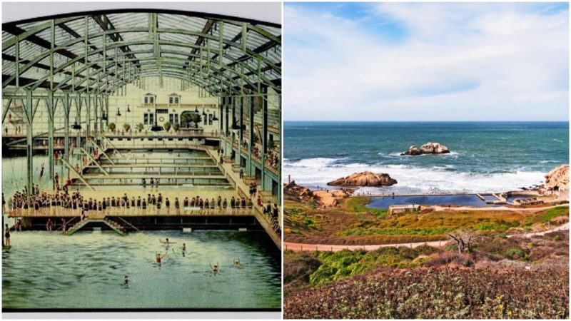 120 years ago today, San Francisco's iconic Sutro Baths opened