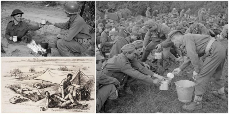 The Year Britain Bought Up All the Tea in the WWII