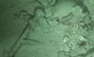 The shipwreck dates back to the late eighteenth or early nineteenth century when the U.S. was expanding its trade with the rest of world by sea.