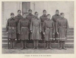 The Lost Battalion of World War I