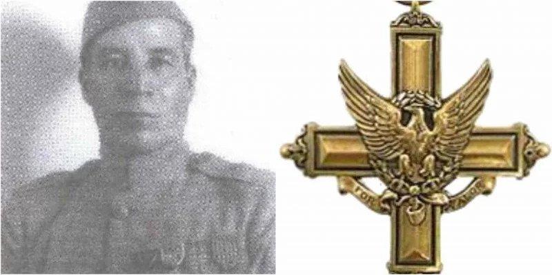 Marcelino Serna, most decorated Texan of World War One