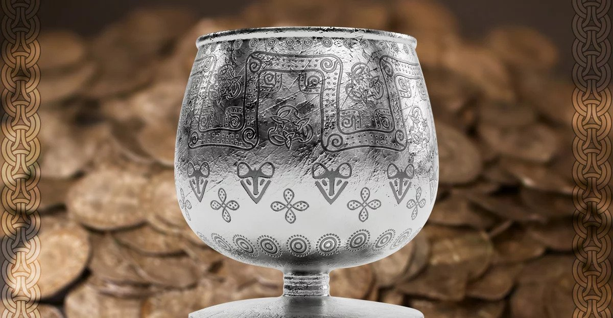 Inscription Deciphered on Viking Treasure Reveals an Anglo-Saxon Surprise